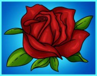 how-to-draw-a-cartoon-rose-tutorial-drawing