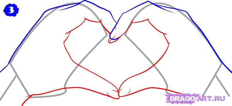 картинки из рук сердце