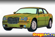 hay_to_draw_the_Chrysler_300