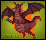 how-to-draw-dragon-from-shrek-tutorial-drawing