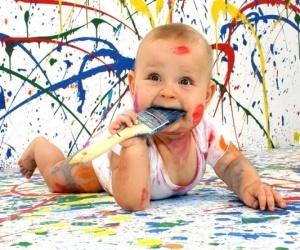 Как развить у ребенка талант художника