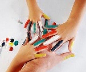Краску с одежды можно вывести дома