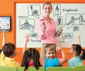 Курсы английского языка в Санкт-Петербурге