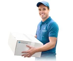 Заказ товаров с доставкой прямо домой