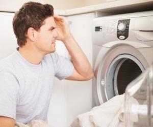 Виды поломок стиральных машин