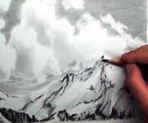 Первые уроки рисования карандашом