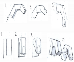 Как рисовать человеческие пальцы