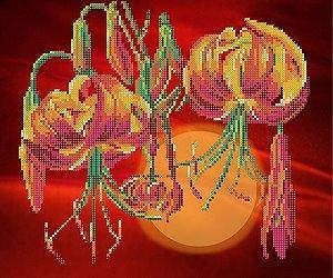 Мастер-класс: Как сделать лилию из бисера?